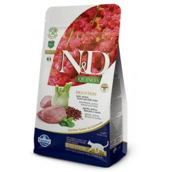 Farmina N&D cat QUINOA Digestion Lamb 0,3 kg