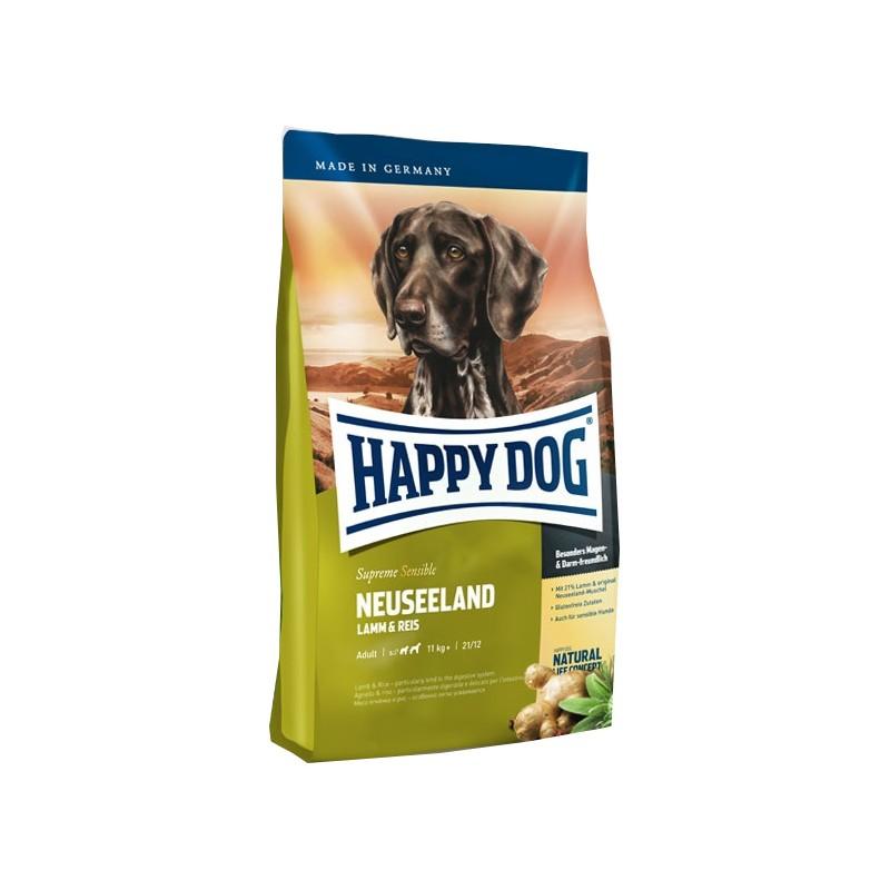 happy dog supreme sensible neuseeland 4 kg zoozona chovate sk potreby. Black Bedroom Furniture Sets. Home Design Ideas