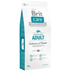 BRIT Care Grain free Adult Medium Breed Salmon & Potato 12 kg