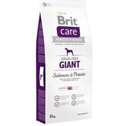 BRIT Care Grain free Adult Giant Breed Salmon & Potato 12 kg