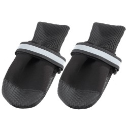 Ferplast Protective Shoes L Black (X2) - ochranná obuv