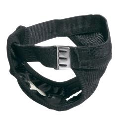 Ferplast Culotte Hygienic Black Xlarge - háracie nohavičky