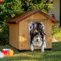 Búdy, voliéry pre psy